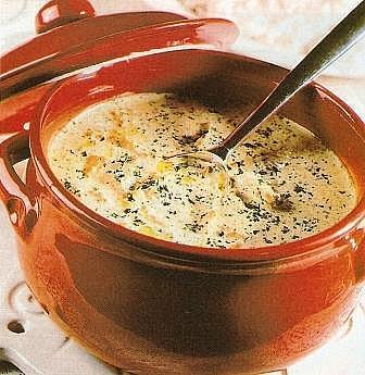 как приготовить суп из подосиновиков и подберезовиков